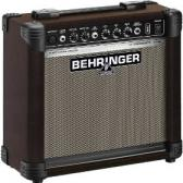Behringer AT108 15-Watt Acoustic Amplifier Review